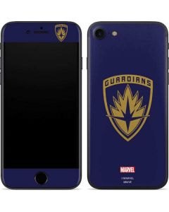 Guardians of the Galaxy Shield iPhone SE Skin