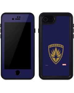 Guardians of the Galaxy Shield iPhone SE Waterproof Case