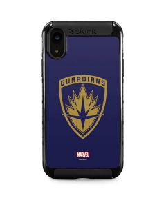 Guardians of the Galaxy Shield iPhone XR Cargo Case