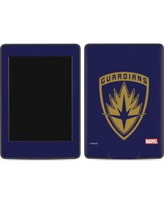 Guardians of the Galaxy Shield Amazon Kindle Skin