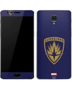 Guardians of the Galaxy Shield OnePlus 3 Skin