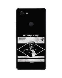 Guardians of the Galaxy Star-Lord Google Pixel 3 XL Skin