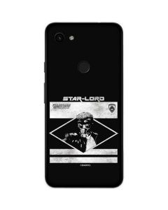 Guardians of the Galaxy Star-Lord Google Pixel 3a Skin