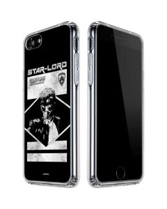 Guardians of the Galaxy Star-Lord iPhone SE Clear Case