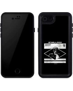 Guardians of the Galaxy Star-Lord iPhone SE Waterproof Case