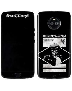 Guardians of the Galaxy Star-Lord Moto X4 Skin