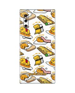Gudetama 5 More Minutes Galaxy Note 10 Skin