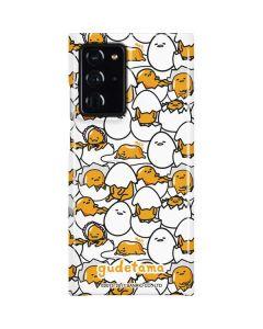 Gudetama Blast Pattern Galaxy Note20 Ultra 5G Lite Case