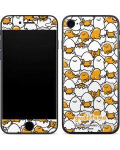 Gudetama Blast Pattern iPhone SE Skin