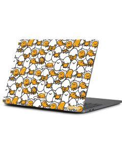Gudetama Blast Pattern Apple MacBook Pro 13-inch Skin