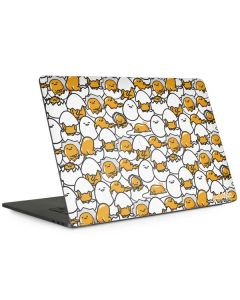Gudetama Blast Pattern Apple MacBook Pro 15-inch Skin