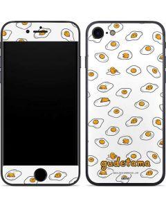 Gudetama Egg Pattern iPhone SE Skin