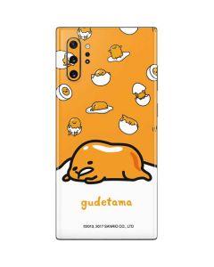 Gudetama Egg Shell Galaxy Note 10 Plus Skin