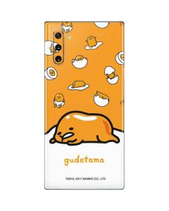 Gudetama Egg Shell Galaxy Note 10 Skin