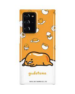 Gudetama Egg Shell Galaxy Note20 Ultra 5G Lite Case
