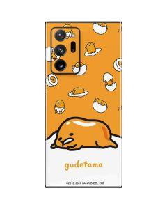Gudetama Egg Shell Galaxy Note20 Ultra 5G Skin