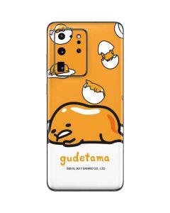 Gudetama Egg Shell Galaxy S20 Ultra 5G Skin
