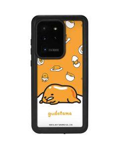 Gudetama Egg Shell Galaxy S20 Ultra 5G Waterproof Case