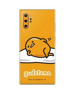 Gudetama Galaxy Note 10 Plus Skin