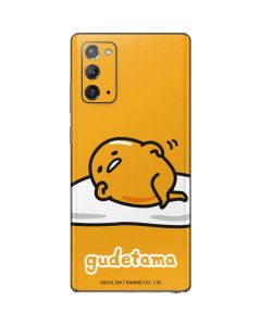 Gudetama Galaxy Note20 5G Skin