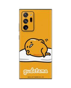 Gudetama Galaxy Note20 Ultra 5G Skin