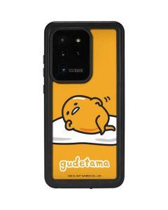 Gudetama Galaxy S20 Ultra 5G Waterproof Case