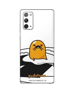 Gudetama Mustache Galaxy Note20 5G Skin