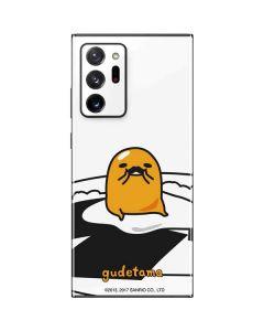 Gudetama Mustache Galaxy Note20 Ultra 5G Skin