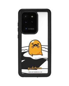 Gudetama Mustache Galaxy S20 Ultra 5G Waterproof Case