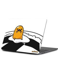 Gudetama Mustache Apple MacBook Pro 13-inch Skin