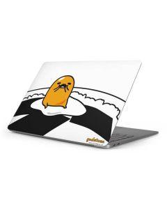 Gudetama Mustache Apple MacBook Pro 16-inch Skin
