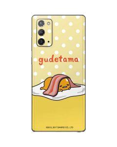 Gudetama Polka Dots Galaxy Note20 5G Skin
