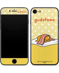 Gudetama Polka Dots iPhone SE Skin
