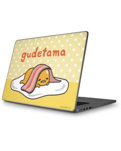 Gudetama Polka Dots Apple MacBook Pro 17-inch Skin