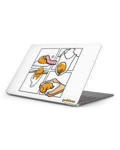 Gudetama Square Grid Apple MacBook Pro 16-inch Skin