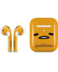 Gudetama Up Close Apple AirPods 2 Skin