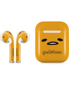 Gudetama Up Close Apple AirPods Skin