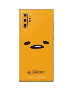 Gudetama Up Close Galaxy Note 10 Plus Skin