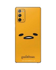 Gudetama Up Close Galaxy Note20 5G Skin