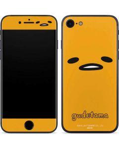Gudetama Up Close iPhone SE Skin
