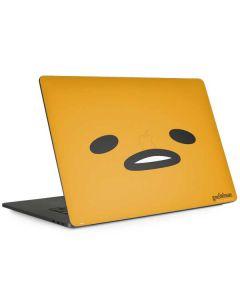 Gudetama Up Close Apple MacBook Pro 15-inch Skin