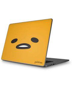 Gudetama Up Close Apple MacBook Pro 17-inch Skin