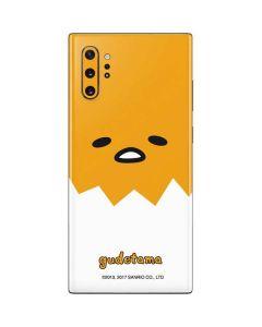 Gudetama Up Close Shell Galaxy Note 10 Plus Skin