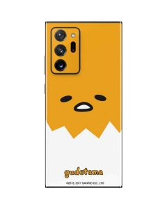 Gudetama Up Close Shell Galaxy Note20 Ultra 5G Skin