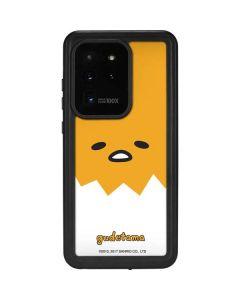 Gudetama Up Close Shell Galaxy S20 Ultra 5G Waterproof Case