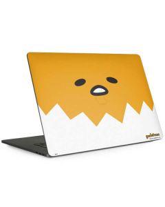 Gudetama Up Close Shell Apple MacBook Pro 15-inch Skin