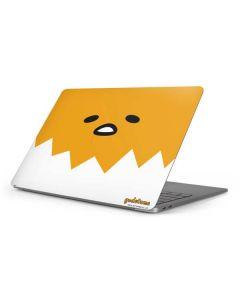 Gudetama Up Close Shell Apple MacBook Pro 16-inch Skin