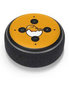 Gudetama Yellow Split Amazon Echo Dot Skin