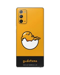 Gudetama Yellow Split Galaxy Note20 5G Skin