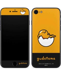 Gudetama Yellow Split iPhone SE Skin